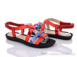 купить Summer shoes A583 red оптом