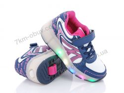 купить Style-baby-Clibee N57942B-16 heelys navy-blue оптом