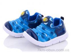 купить Class Shoes BD201 синие оптом