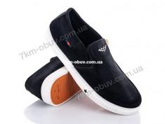 купить Ok Shoes 801 черный оптом