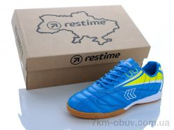 купить Restime DWB20616 s.blue-white-lime оптом
