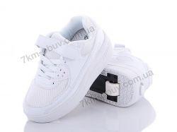 купить Style-baby-Clibee NS22 heelys white оптом
