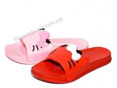 купить Slippers 9282 красно-розовый оптом