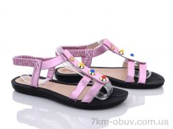 купить Summer shoes A580 pink оптом