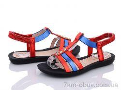 купить Summer shoes A581 red оптом