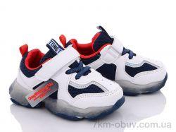купить Class Shoes BD5513 бело-синий оптом