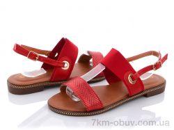купить Summer shoes T220 red оптом