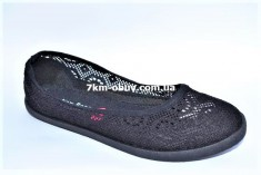 купить Sport Shoes 30-6 black оптом