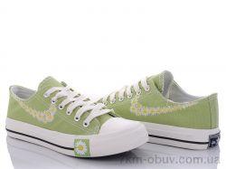 купить Class Shoes 708 зеленый оптом
