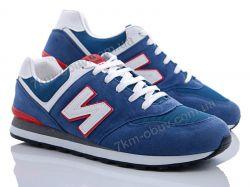 купить Ok Shoes N11 blue оптом