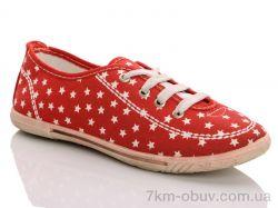 купить Selena Кеды звезда красный оптом
