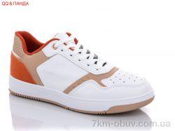 купить QQ shoes BK60 white-beige оптом