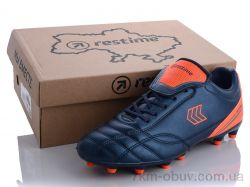 купить Restime DW020313-2 navy-grey-r.orange оптом