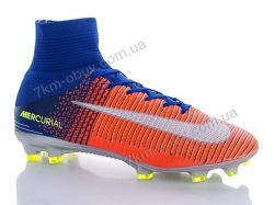 купить New shoes Бутсы Nike Mercurial (40-45) blue-orange оптом
