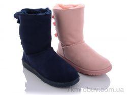 купить Class Shoes ULJ140 mix (розовый,синий) оптом