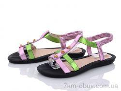 купить Summer shoes A586 pink оптом