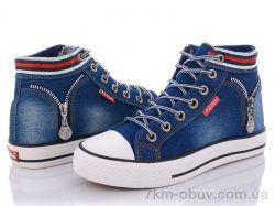 купить Class Shoes K521 синий оптом