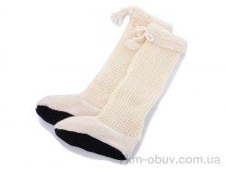 купить Diana 601 домашняя обувь  вязан.молочные АКЦИЯ оптом