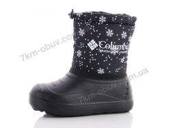 купить Selena Columbia снежинка черный 28-35 оптом