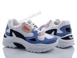 купить Ok Shoes 801 blue оптом