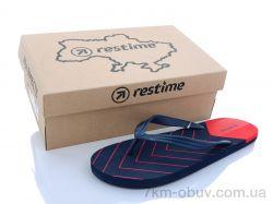 купить Restime TGL20912 navy-red оптом